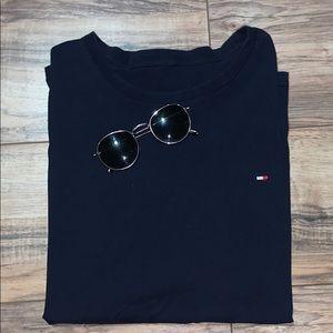 Tommy hilfigure short sleeved shirt size m